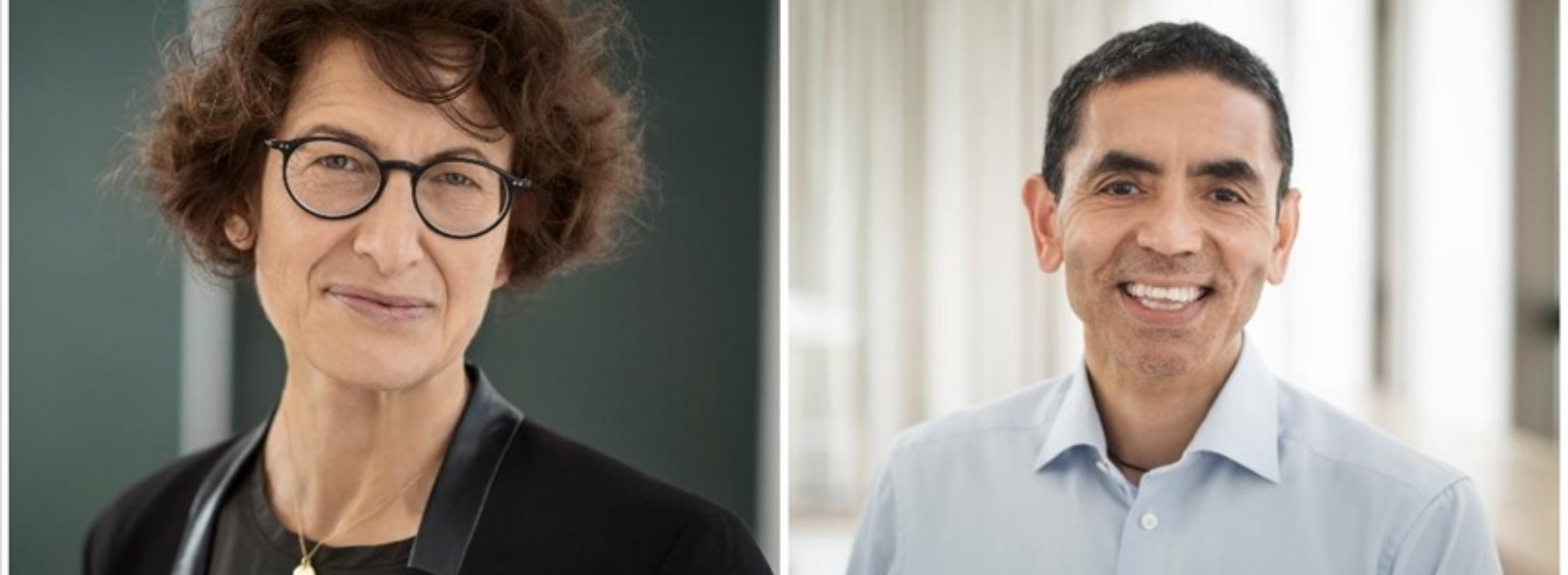 Prof. Dr. Uğur Şahin and his wife Dr. Özlem Türeci will be awarded an order of merit in Germany.