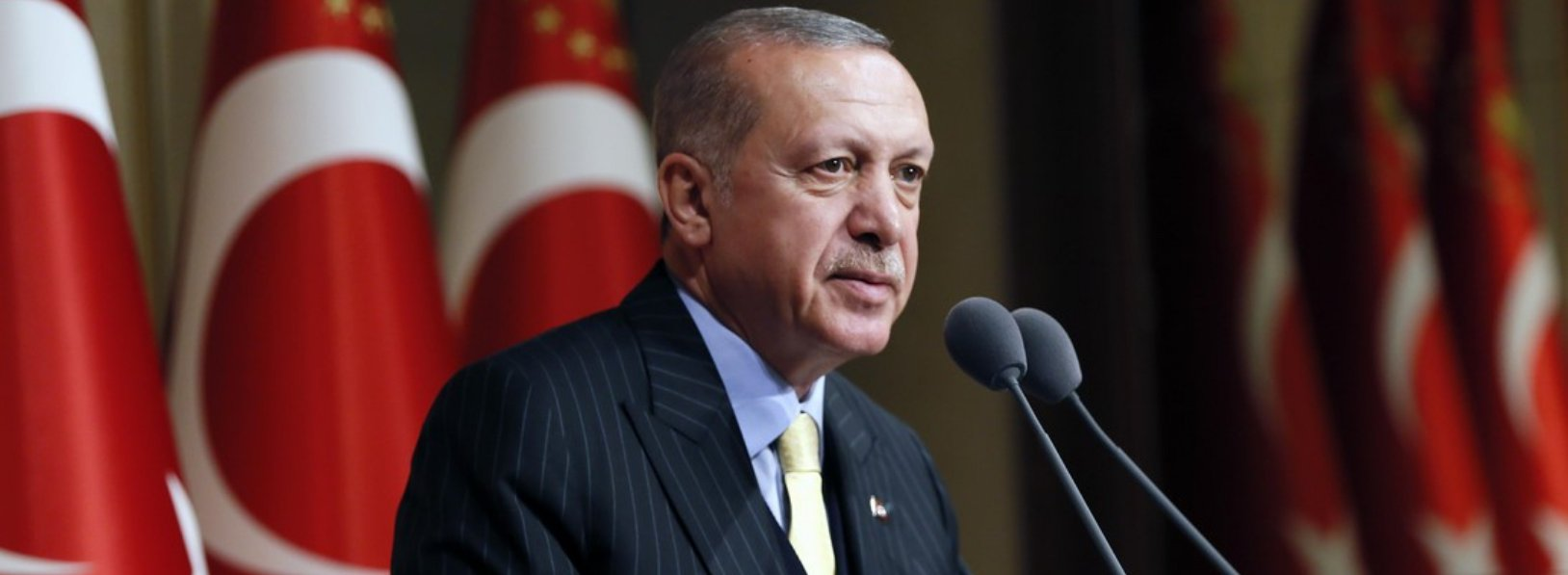 President Erdogan: we will impose curfew restrictions on weekends across the country during the month of Ramadan.